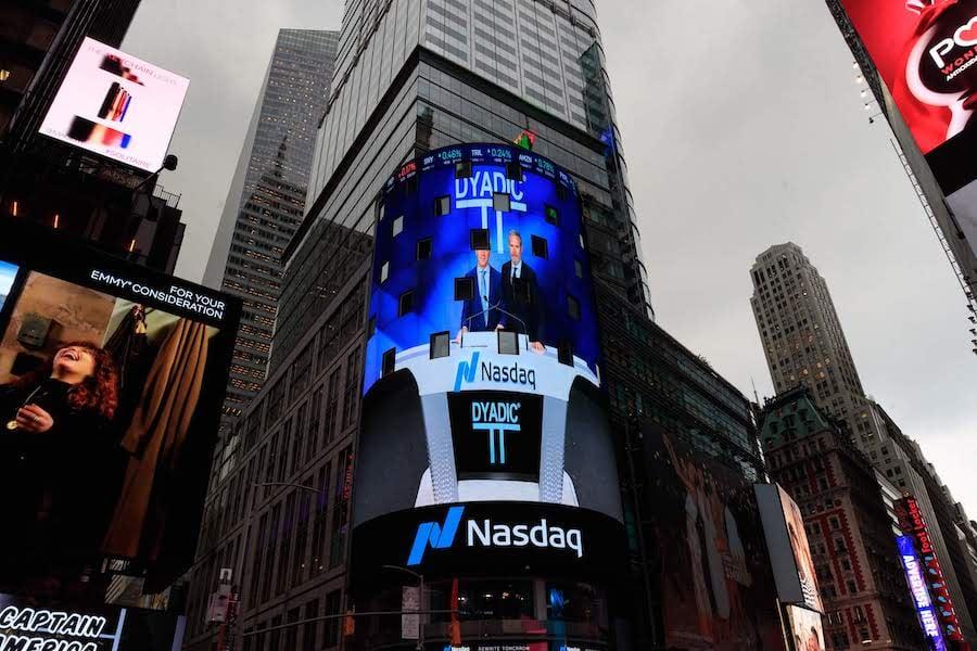Dyadic International now on NASDAQ2