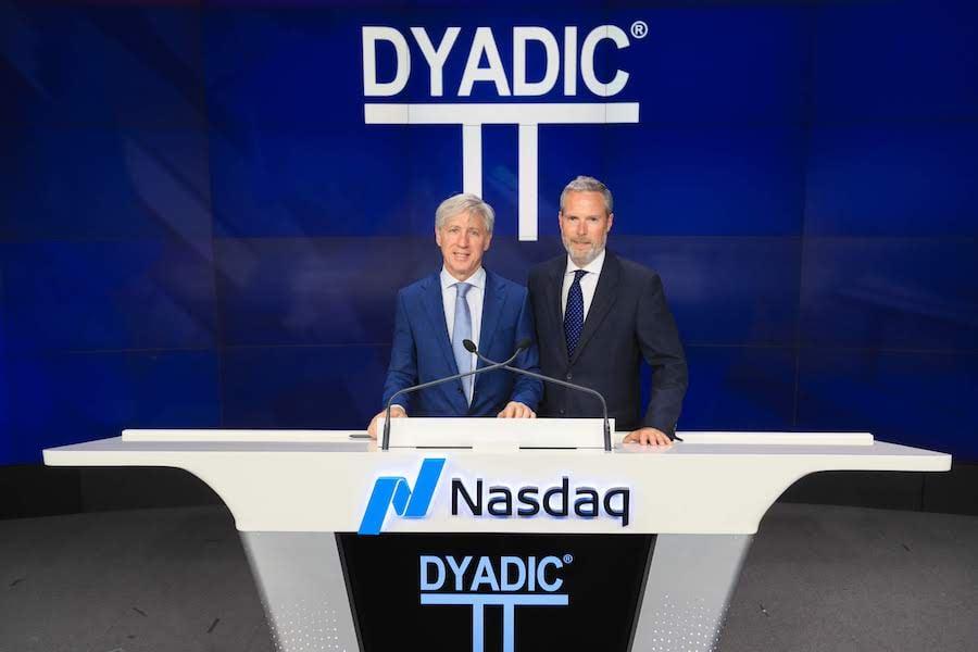 Dyadic International now on NASDAQ3