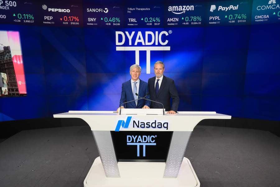 Dyadic International now on NASDAQ4