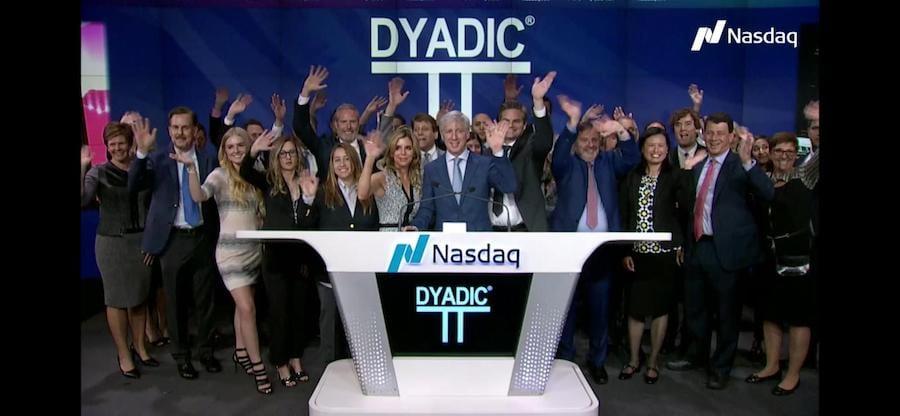 Dyadic International now on NASDAQ5