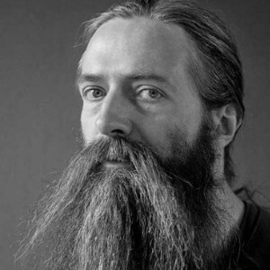 Aubrey de Grey, CSO, SENS Research Foundation; VP, AgeX Therapeutics