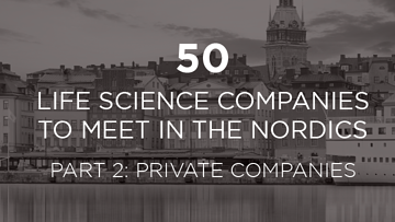 50+ Private to meet in the Nordics