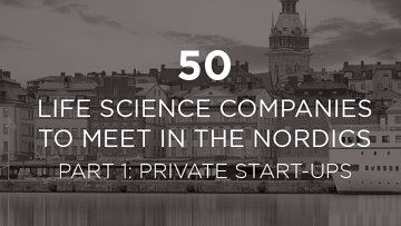 50+ Startups to meet in the Nordics