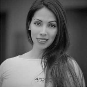 Alexandra Bause, Investment Director, Apollo Ventures