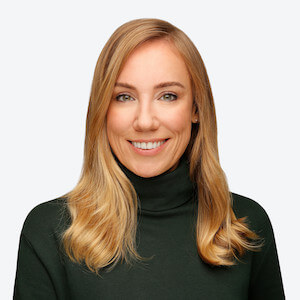 Clare Reilly, Chief Engagement Officer, PensionBee 300x