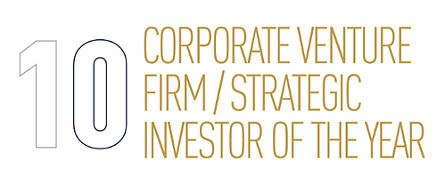 Corporate Venture Firm Of The Year