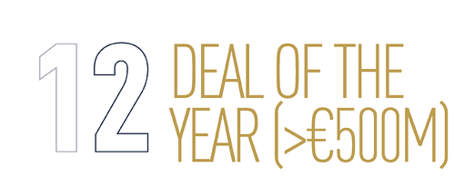 Deal of the Year (>€500m)
