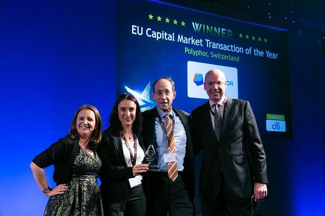 EU Capital Market Transaction of the Year