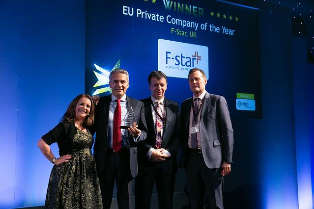 EU Private Company of the Year 2