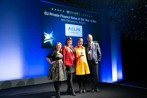 EU Private Finance Raise of the Year