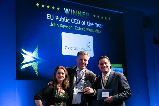EU Public CEO of the Year