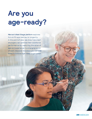 Are you age-ready?