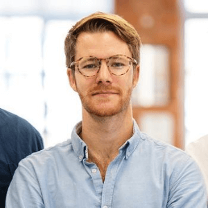 Hamish Grierson, Founder, Thriva