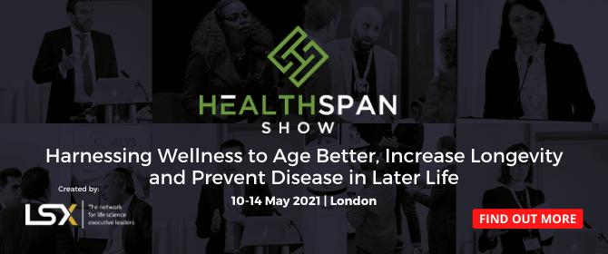 Healthspan Show, 10-14 May 2021, Delivered Virtually