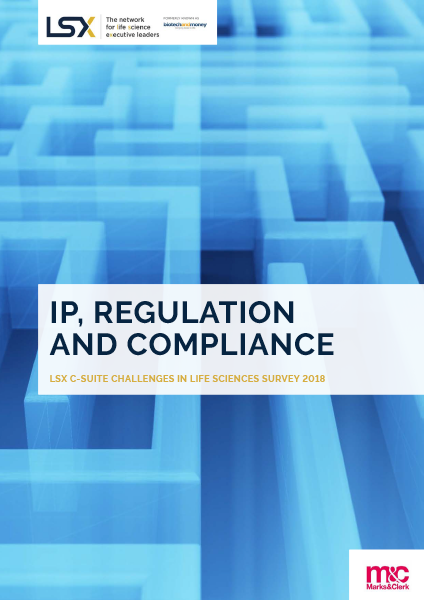 IP Regulation Front Cover