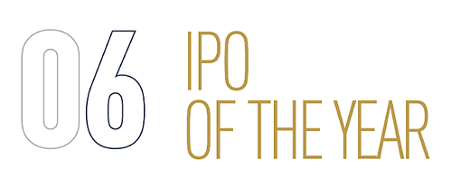 IPO Of The Year