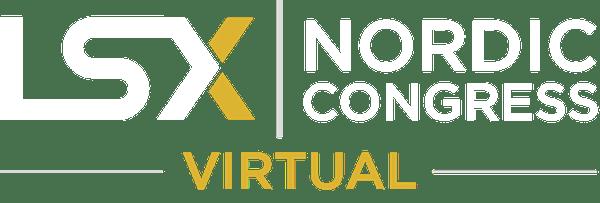 LSX Nordic Congress Virtual White