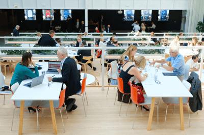 LSX Nordic Partnering 8