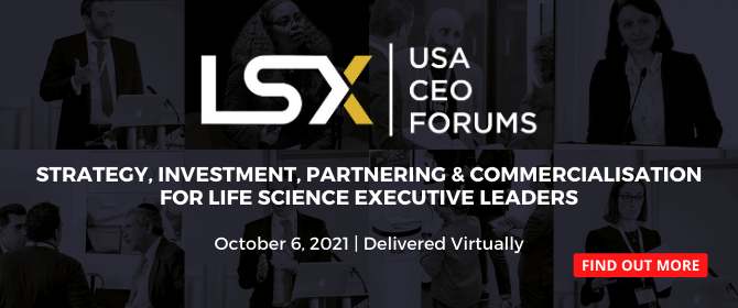 LSX USA CEO Forums, October 6, 2021, Delivered Virtually