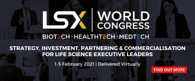 LSX World Congress, 1-5 February 2021, Delivered Virtually