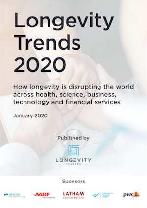 Longevity Trends Report Cover