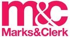 Marks & Clerk logo - stacked