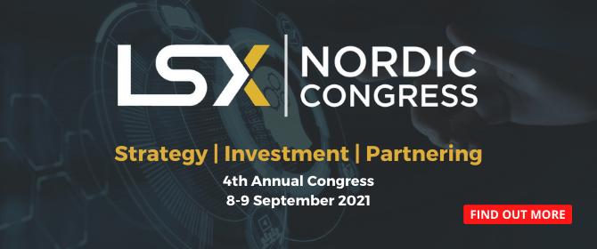 LSX Nordic Congress, 8-9 September 2021, Delivered Virtually