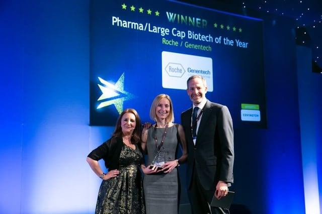 Pharma - Large Cap Biotech of the Year
