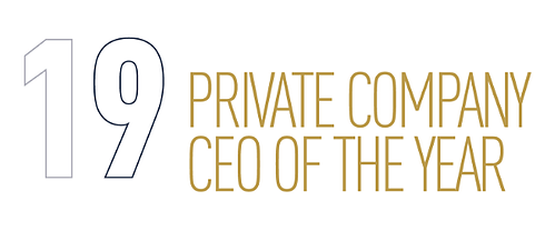 Private Company CEO Of The Year