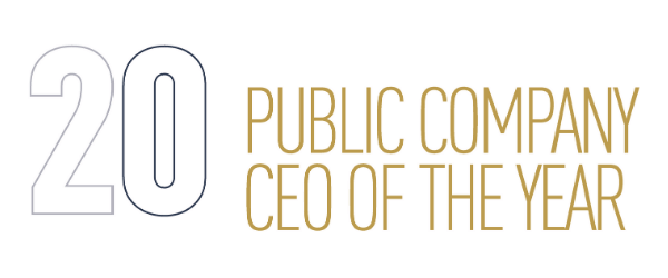 Public Company CEO Of The Year