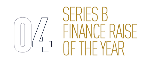 Series B Finance Raise Of The Year