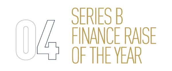 Series B Finance Raise Of The Year