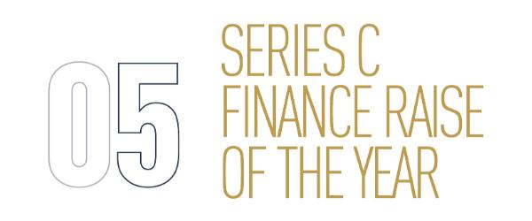 Series C Finance Raise Of The Year