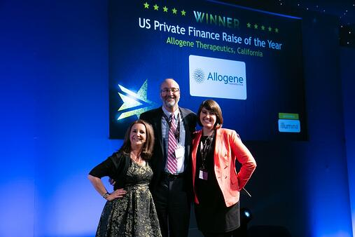 US Private Finance Raise of the year