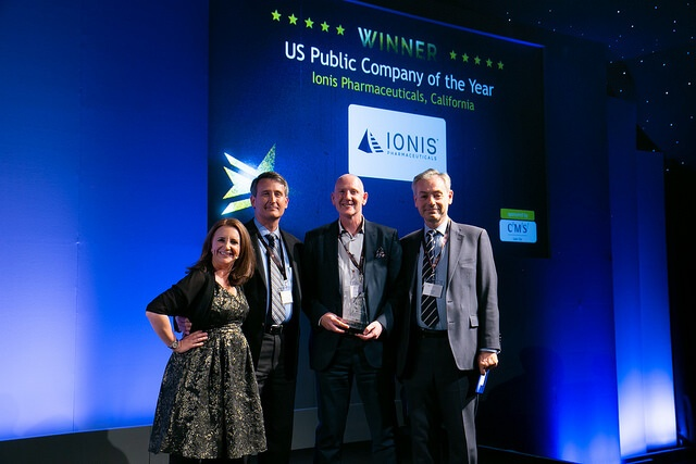 US Public Company of the Year (1)