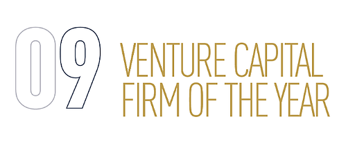 Venture Capital Firm Of The Year