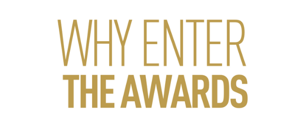 Why Enter The Awards