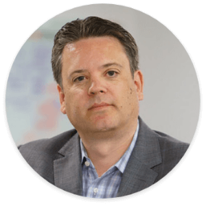 Adam Keeney, CEO, NodThera