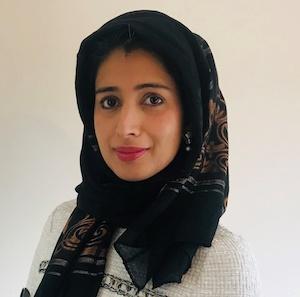Azka Ali, Pensions Wealth Leader, Mercer