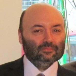 Christian Roghi, Director of Strategic Alliances, CosmosID