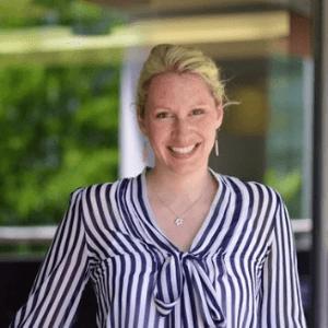Cornelia Kroeger, Senior Consultant, Halloran Consulting Group