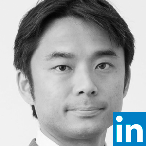 Daisuke Iwase Group Chief Digital Officer, AIA Group