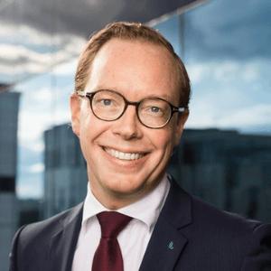 Daniel Forslund, Chairman Innovation & Development Committee, Stockholm
