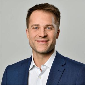 Dave Evendon-Challis, Chief Scientific Officer, Consumer Health, Bayer