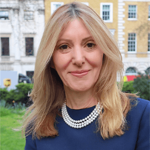 Denise Scots Knight, CEO, Mereo BioPharma