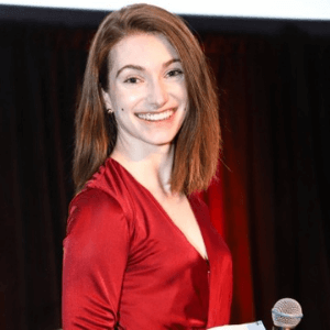 Emma Sandler, Beauty Reporter, Glossy
