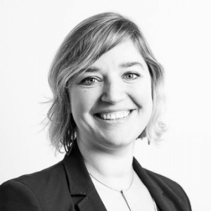 Vanessa Vankerckhoven, CEO & Co-Founder, Novosanis NV