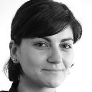Alexandra Tolia, Partner, Fund+