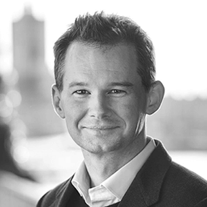 Robbie Hughes, CEO, Lumeon