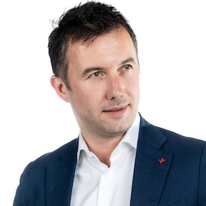 Ivan Ostojic, Partner, DTx, McKinsey & Company
